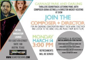SXSW Listening Party 2